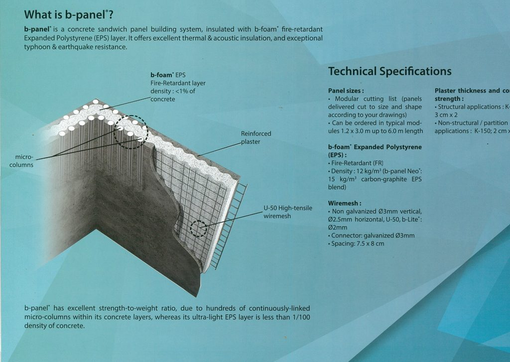 Bpanel-Technical-Specifications